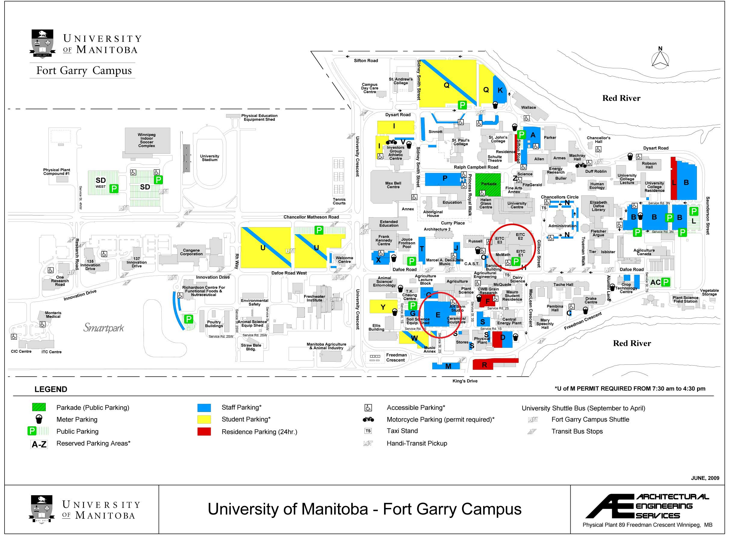 Uofm Campus Map.Asm International Manitoba Chapter Events Uofm Materials Lab
